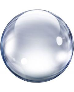 Krystallkule til fotografering - K9 - 120 mm