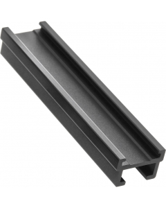 Blitsskoforlenger - Skinne - 100 mm