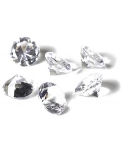 Falske diamanter - Acryl - 25 mm
