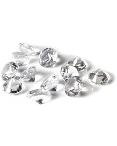 Falske diamanter - Acryl - 19 mm