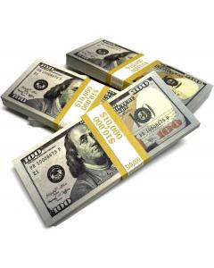 Falske pengesedler - $100 - Nytt utseende