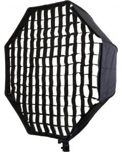 Octagonal Softboks til Kamerablits - 120 cm