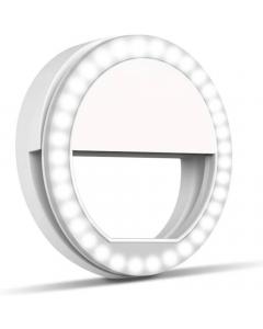 Ringlampe til mobiltelefon - Batteri