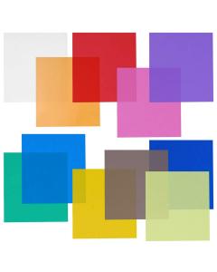 Fargefilterpakke - 30x30 cm