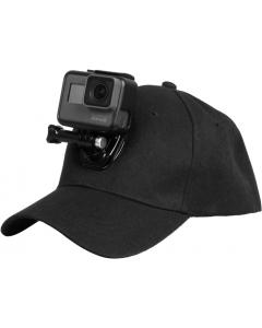 Caps med holder til GoPro