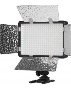 LED-panel med blits - Justerbar - Godox LF308Bi