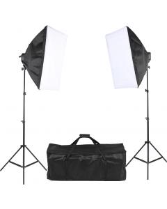 Kontinuerlig Lys - Pakke SB01 - 10x45W