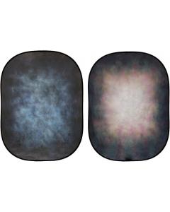 Bakgrunn Sammenleggbar - Flanell - 150x200 cm