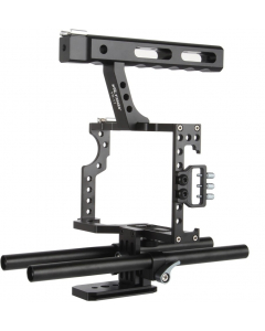 Kamerarigg/Bur til speilløse kameraer