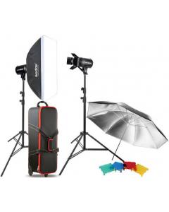 Studiopakke - Godox Studio Kit E250-F