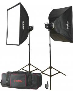 Studiopakke - Godox MS300-F Kit