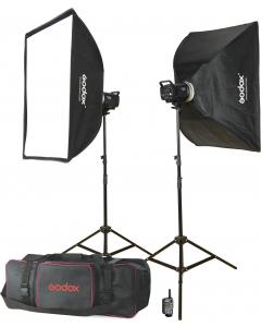 Studiopakke - Godox MS200-F Kit