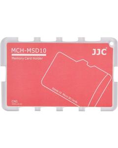Minnekortholder - 10x MicroSD