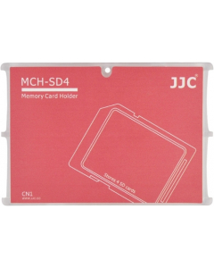 Minnekortholder - 4x SD