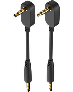 AUX-kabler - 3.5 mm - 3.5 mm - Sabinetek CableKit