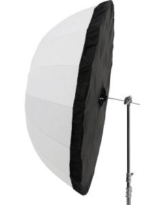 Diffusor til Paraply - Sølv/Sort - 165 cm - Godox DPU-165BS