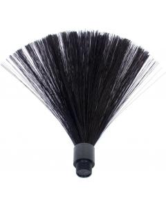 Fiberbørste Sort - Light Painting Brushes 9in Black Fiber Optic