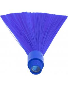 Fiberbørste Blå - Light Painting Brushes 9in Blue Fiber Optic