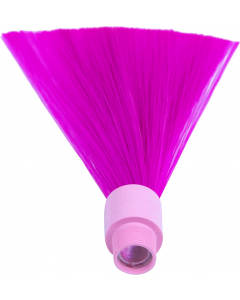 Fiberbørste Rosa - Light Painting Brushes 9in Pink Fiber Optic