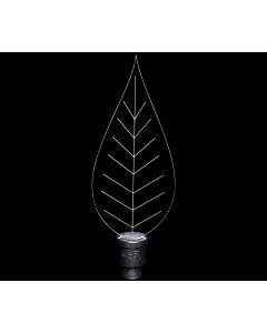 Pleksiglass Blad - Light Painting Brushes Plexiglass Etched Leaf