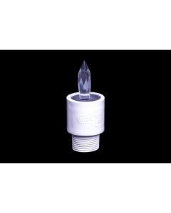 Krystallpenn Hvit - Light Painting Brushes White Crystal Light Pen