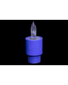 Krystallpenn Blå - Light Painting Brushes Blue Crystal Light Pen