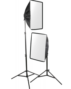 Kontinuerlig Lys - Pakke SB5070 - 8x45W