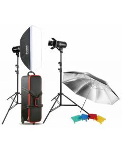 Studiopakke - Godox Studio Kit E300-F