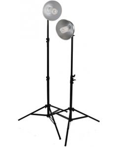 Kontinuerlig Lys - Pakke KS11 - 2x85W