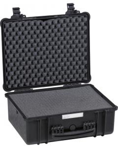 Utstyrskoffert - Explorer Cases 4820 - Skum - 480x370x205 mm