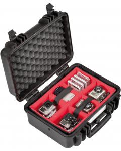 Utstyrskoffert - Explorer Cases 3317 - Innredet - 330x234x170 mm