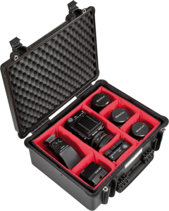 Utstyrskoffert - Explorer Cases 4820 - Innredet - 480x370x205 mm