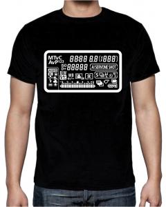 T-skjorte - Display - XLarge