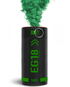 Røykgranat - Grønn - Enola Gaye EG18