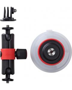 Sugekoppstativ - Joby Suction Cup/Locking Arm