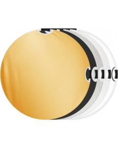 Refleksskjerm 5i1 - 110 cm