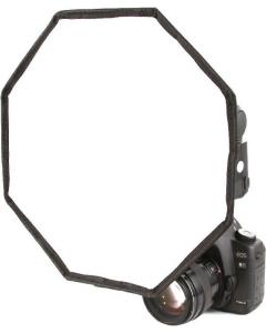 Octagonal Softboks til Kamerablits - 30 cm