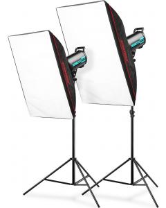 Studiopakke - Godox QS-600-V1