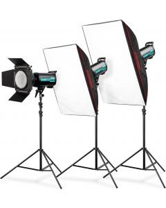 Studiopakke - Godox QS-1500-V1