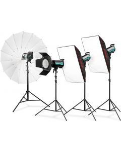 Studiopakke - Godox QS-1800-V1