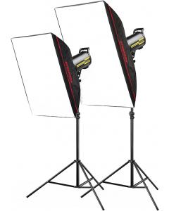 Studiopakke - Godox QT-800-V1