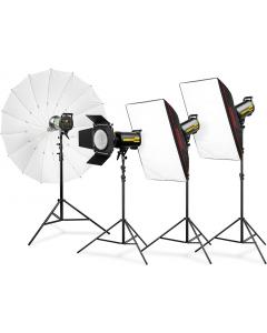 Studiopakke - Godox QT-2000-V1