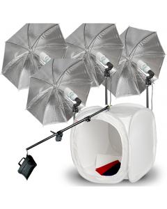 Produktfotografering - Pakke Webshop 500P