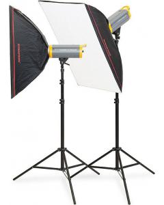 Kontinuerlig Lys - Pakke LED SL-400