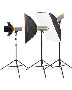 Kontinuerlig Lys - Pakke LED SL-600